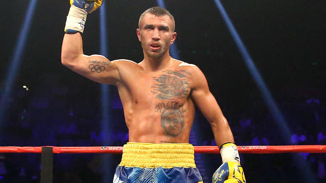Image result for vasyl lomachenko