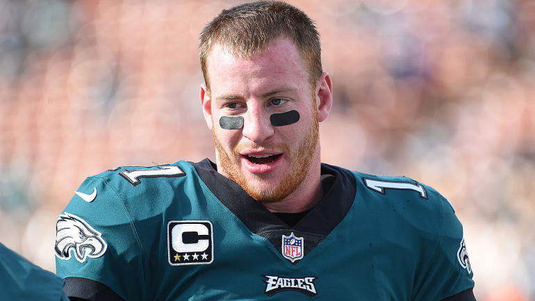 Eagles reportedly fear Carson Wentz's knee injury is a ...