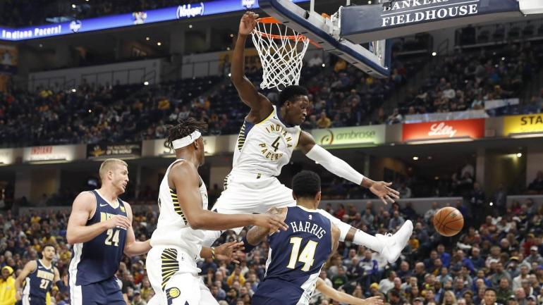 NBA games Sunday, scores, highlights, news: Oladipo scores career-high 47 points