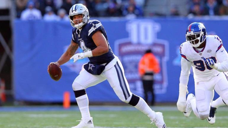 LOOK: The Cowboys wore a brand new uniform combination and ...