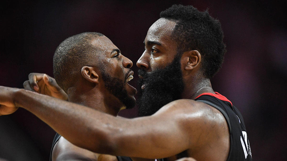 NBA Star Power Index: Harden, Paul game's best 1-2 punch
