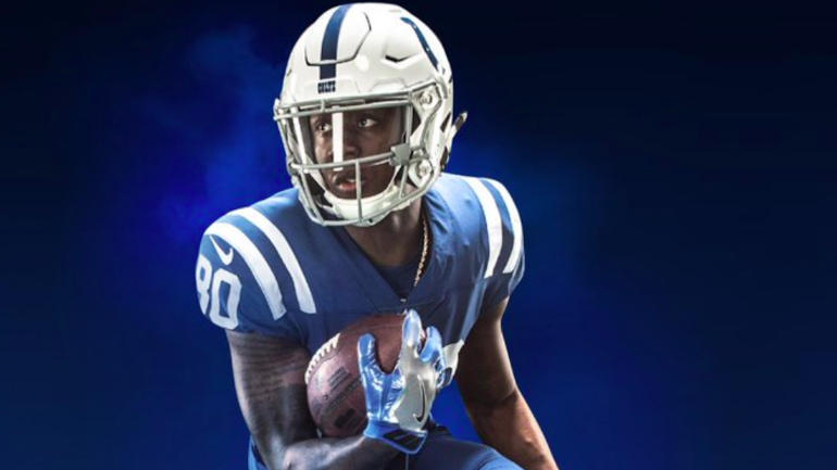 LOOK  Colts breaking out Color Rush for first time ever 6f5b24b96
