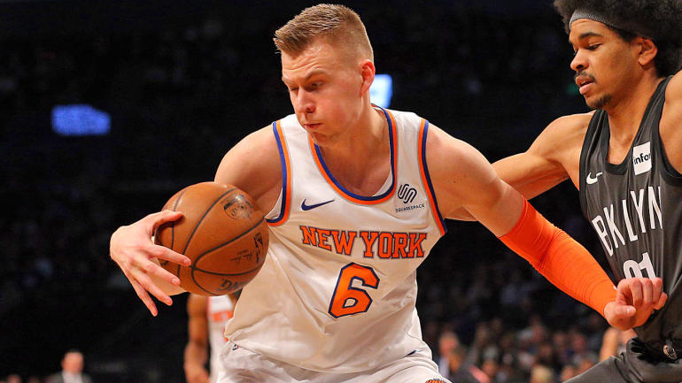 NBA games Thursday, scores, highlights, news: Knicks win despite Porzingis injury