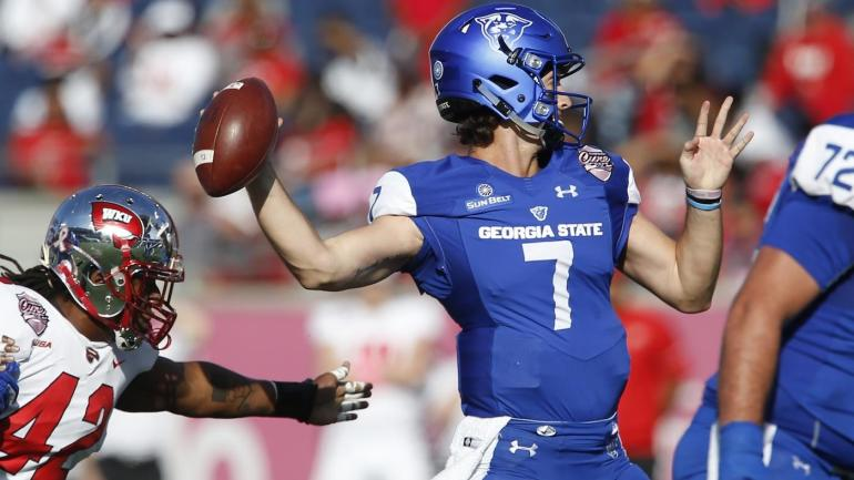 Cure Bowl Score Georgia State Wins First Ever Bowl Game Over