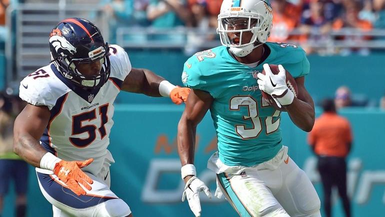 2018 Fantasy Football Draft Prep Ranking The Ets For Miami Dolphins Cbssports