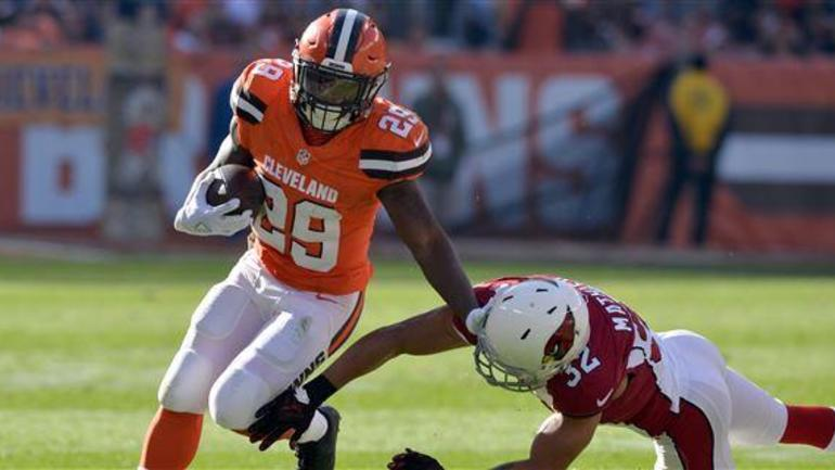 e85a1c1a3c1 Report  Browns working on new deal for RB Duke Johnson Jr. Cleveland ...