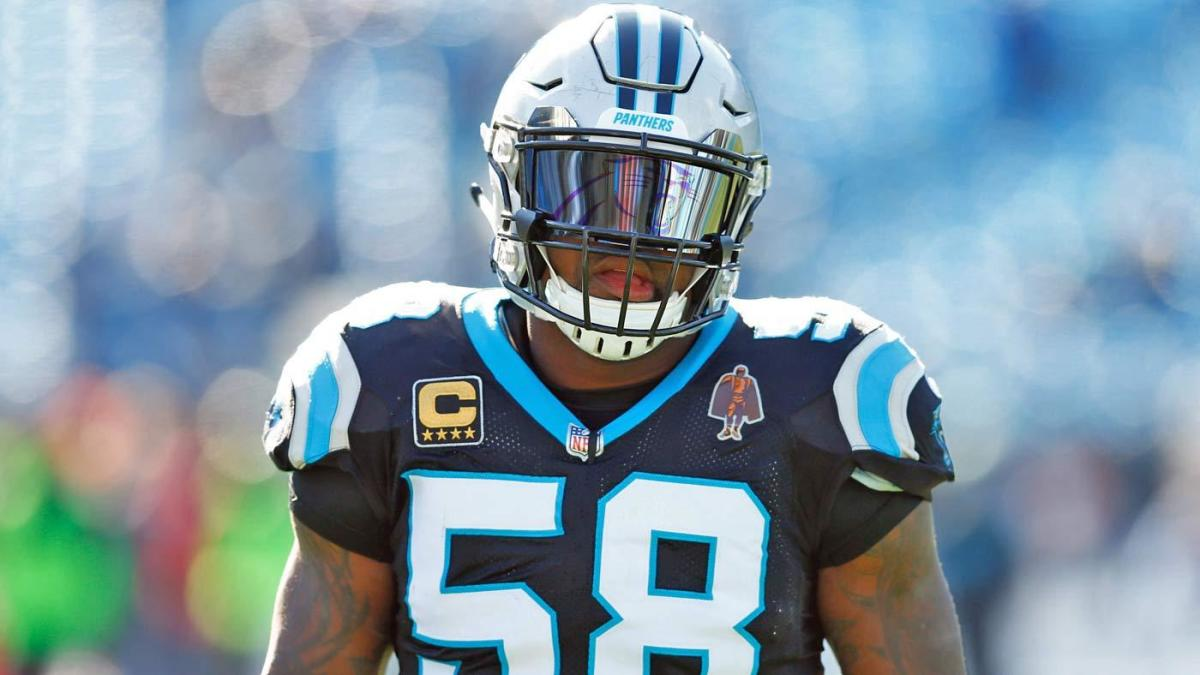 Redskins' Thomas Davis says No. 2 seed is getting 'penalized' in NFL's expanded playoff format