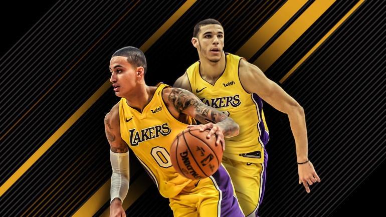 NBA Rookie Power Rankings: Lonzo turning corner for Lakers ...