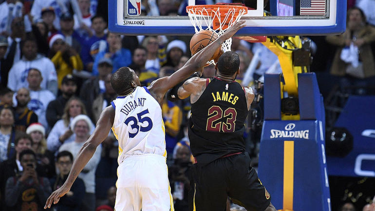 LeBron no-call at end of Warriors-Cavs shows how and why replay must be fixed - CBSSports.com