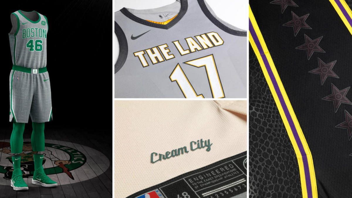 d3b8ef1d Grading every Nike 'City Edition' NBA jersey from Kingly to F Land -  CBSSports.com