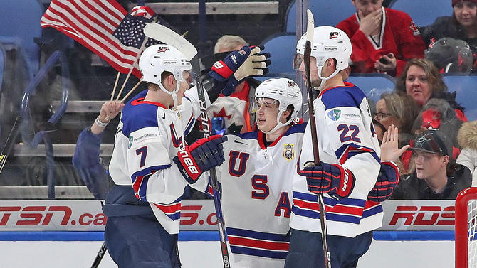 Watch 2018 World Junior Championship Results Tv Schedule Top Nhl