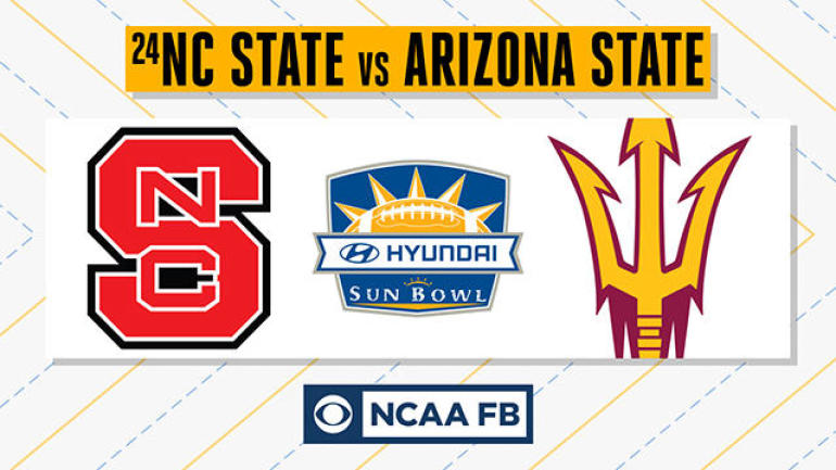 Image result for NC State vs Arizona State live pic logo