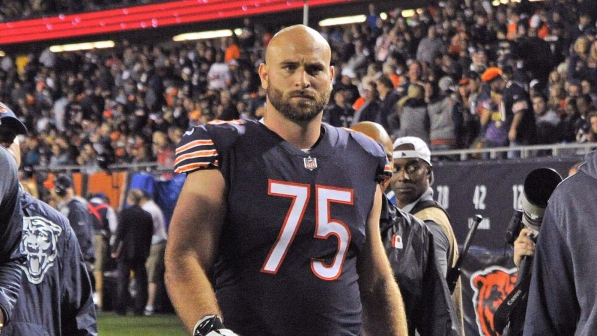 bears kyle long jersey