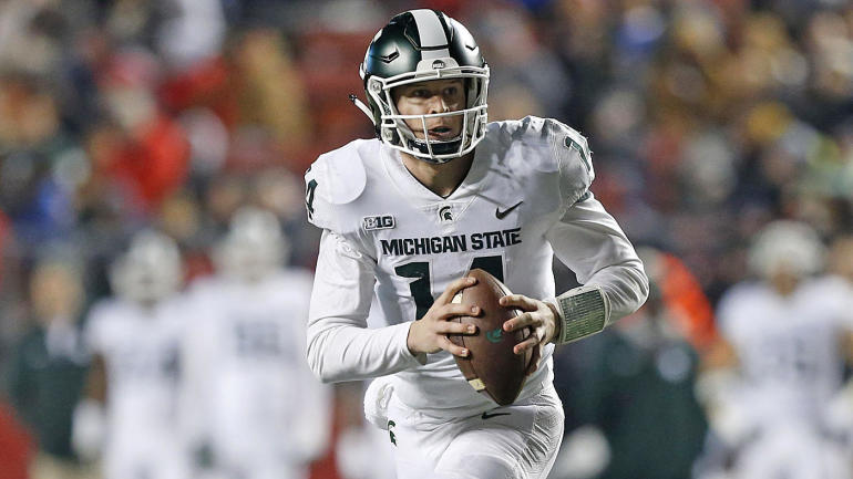 College football odds, picks, lines for Week 8: Advanced computer model loving Michigan State and Memphis