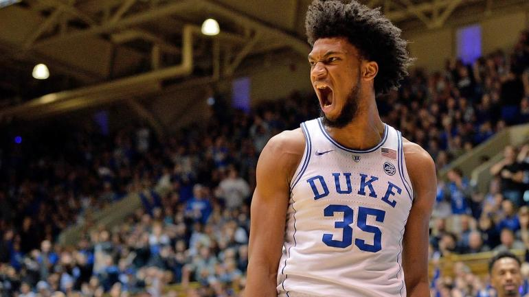 febec77bf47a Duke s Marvin Bagley to miss third consecutive game Sunday with knee sprain  - CBSSports.com
