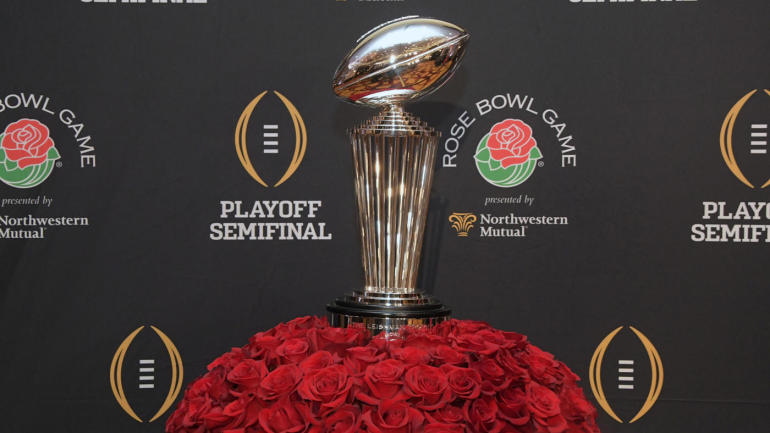 Nascar Racing Games >> College Football Playoff: Five keys to the Rose Bowl between Oklahoma, Georgia - CBSSports.com