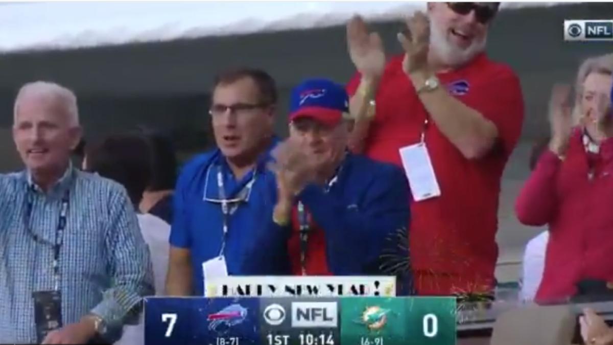 WATCH: Jack Nicklaus celebrates grandson's second career NFL