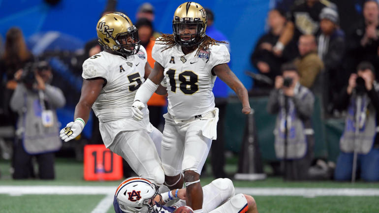 2018 Nfl Combine One Handed Shaquem Griffin Did 20 Bench