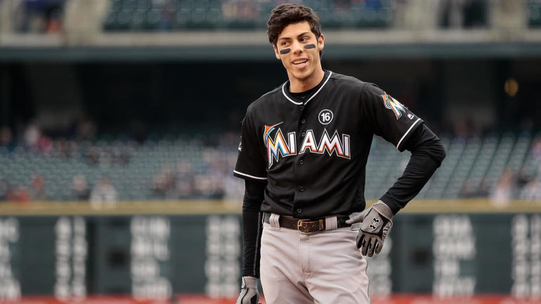 Christian Yelich traded to Brewers: MLB prospect expert ...