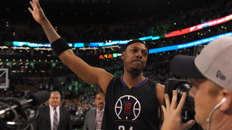 Paul Pierce not interested in sharing Celtics jersey ...