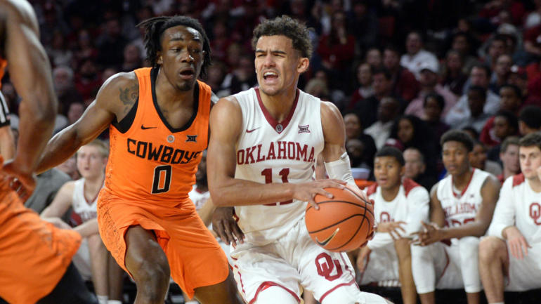 How to watch Trae Young and Oklahoma vs. Oklahoma State ...