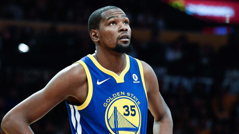 NBA games Saturday, scores, highlights, updates: Durant out for Warriors-Clippers