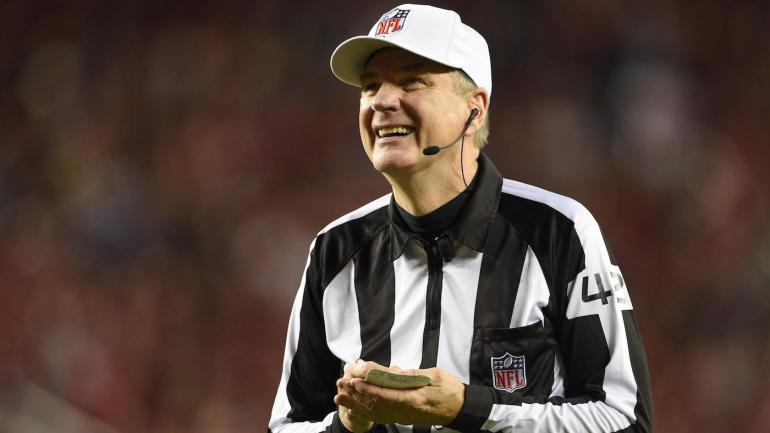 Referee Jeff Triplette reportedly retiring after shaky performance in NFL playoffs