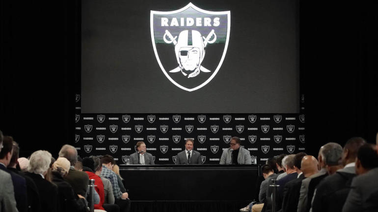 bcf2720f5 NFL reportedly won t be letting Raiders sell Las Vegas team apparel anytime  soon - CBSSports.com