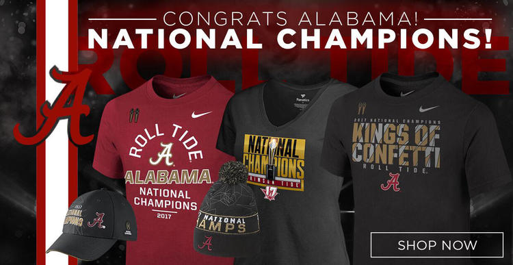 Alabama Crimson Tide National Champions Georgia 2018 2017 Shirt