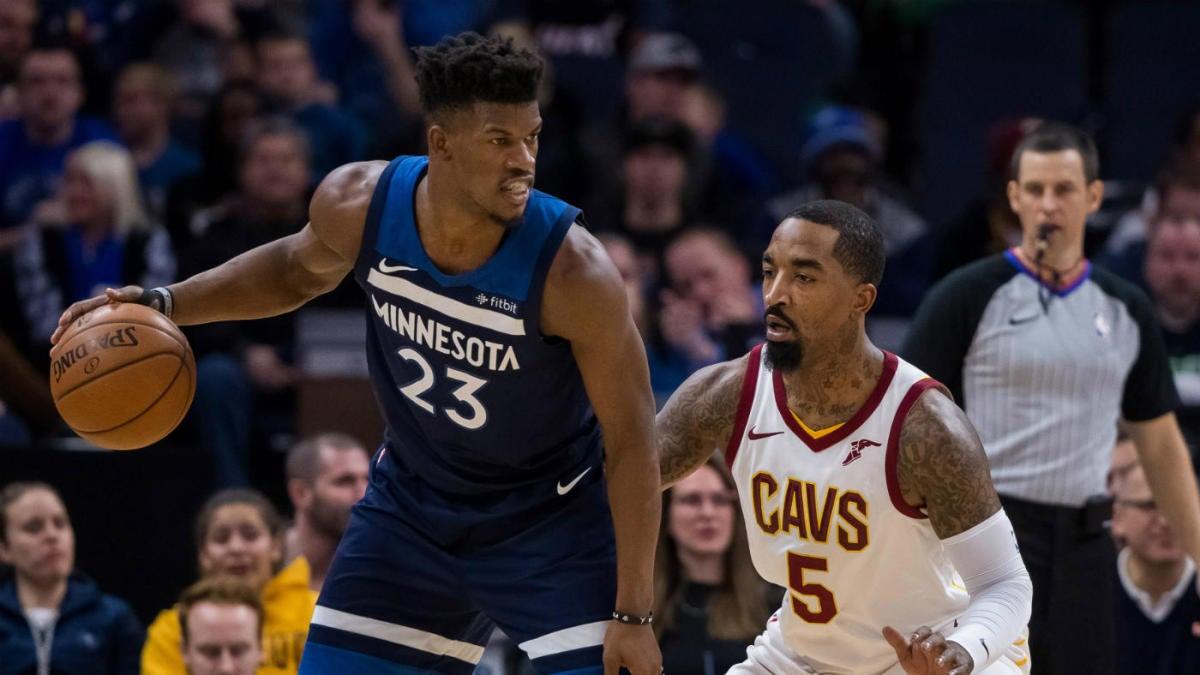 Nba Games Monday Scores Highlights Updates Jimmy Butler Timberwolves Crush Cavs Cbssports Com