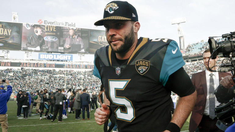 Blake Bortles set to sign with Rams, two other teams were reportedly interested in QB - CBSSports.com ...