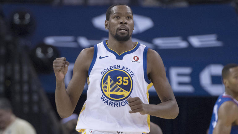 Kevin Durant jokes about All-Star Game draft: