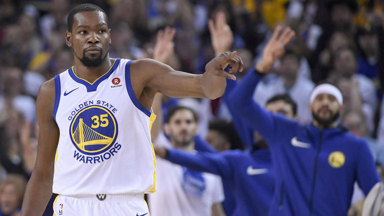 4c5501aef66 NBA DFS  Kevin Durant and top picks for Nov. 2 FanDuel