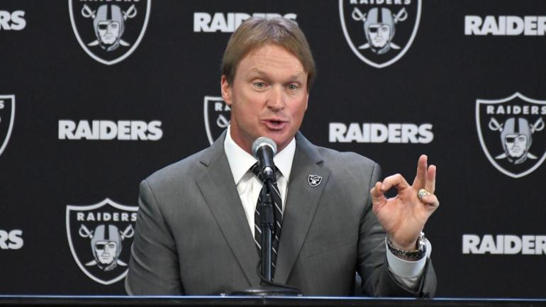NFL investigating whether Raiders violated Rooney Rule when they hired Jon Gruden