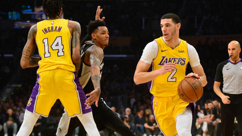 NBA games Thursday, scores, highlights: Lonzo, Ingram lead Lakers over Spurs