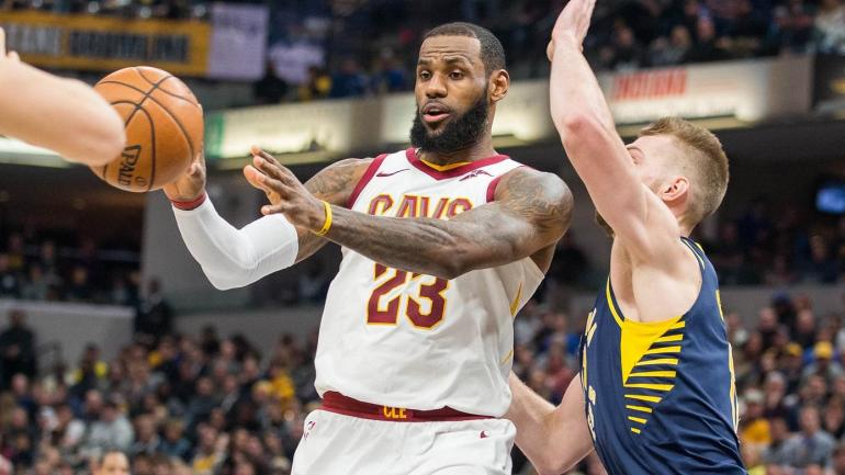 NBA games Friday, scores, highlights: Cavs lose third in a row when LeBron James steps out of bounds