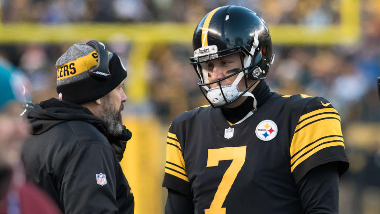 73f8cd1cf Big Ben reportedly gave Steelers timeline for how long he ll play ...