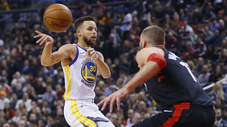 NBA games Saturday, scores, highlights, updates: Steph Curry scores 24 points in return against Raptors