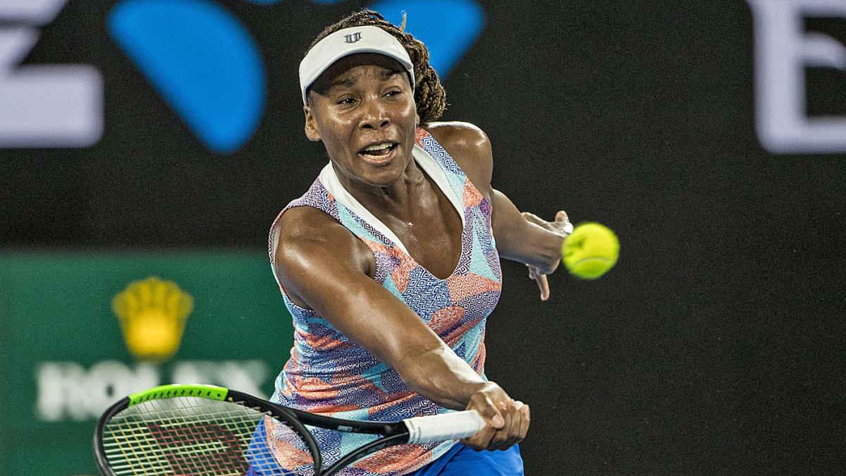 Australian Open 2018 Venus Williams Sloane Stephens Upset Rafael Nadal Rolls Cbssports Com