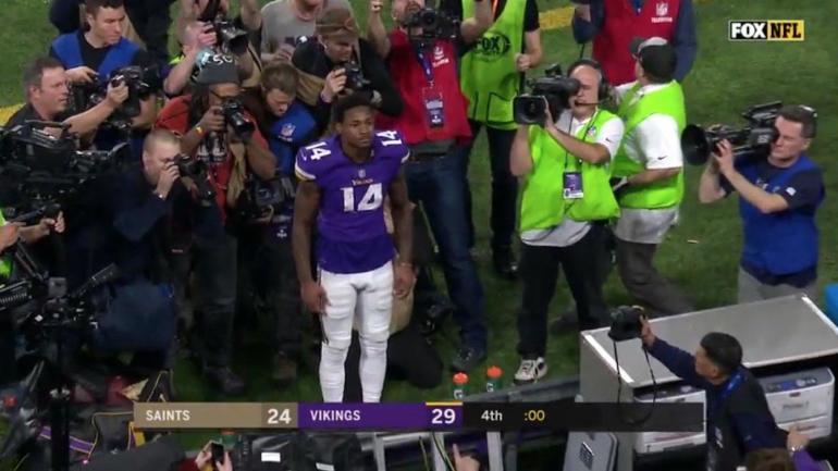 Diggs-vikings-touchdown-saints