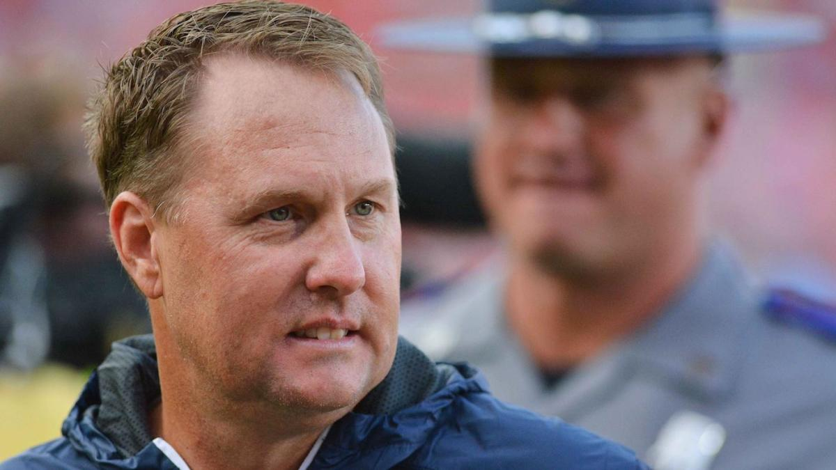 Liberty's Hugh Freeze recovering from surgery for potentially life-threatening staph infection