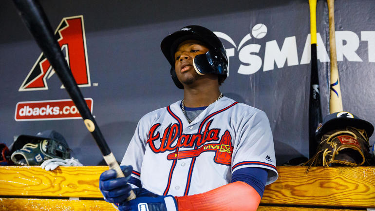 2018 Fantasy Baseball Top 100 Prospects: Ronald Acuna ...