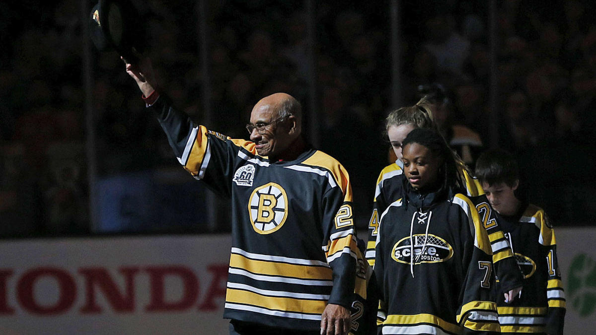 Hockey Hall Of Fame Class Of 2018 Martin Brodeur Willie O Ree