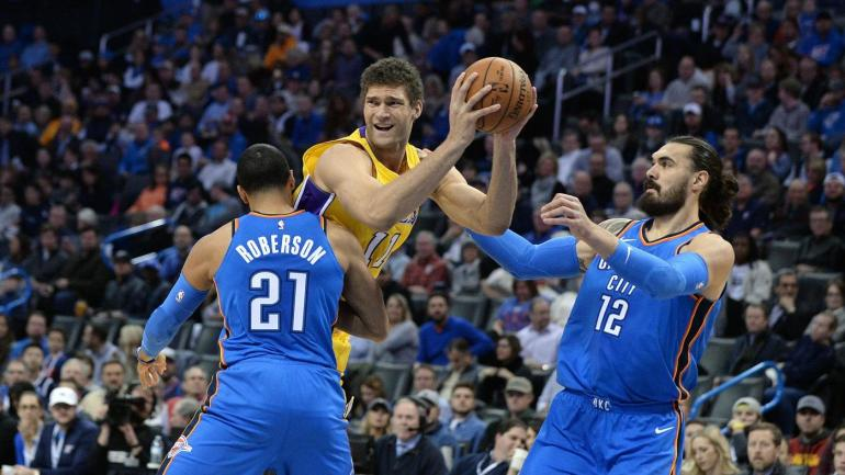 Lakers-thunder