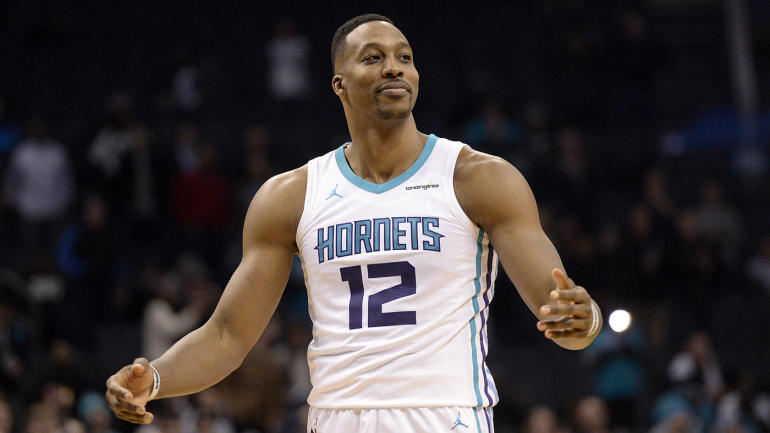 NBA free agency  Dwight Howard to sign two-year 138e527a8