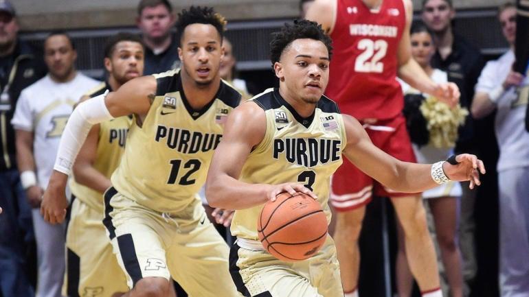 purdue basketball team