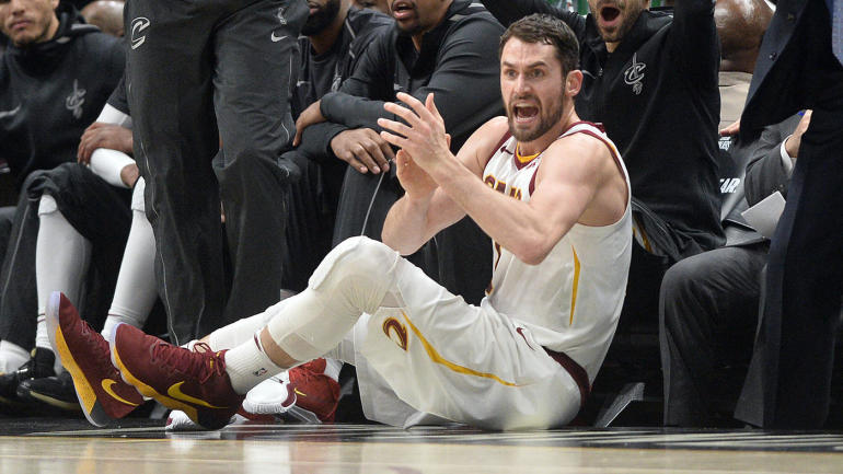 Cavaliers' Kevin Love reportedly could be out 6-8 weeks ...