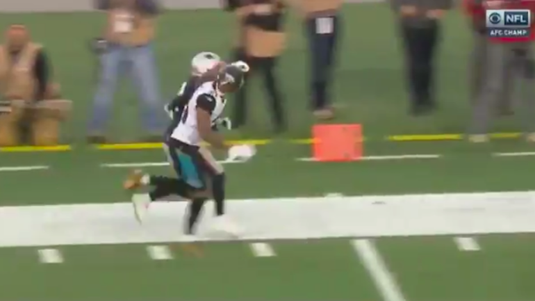 Image result for aj bouye pass interference