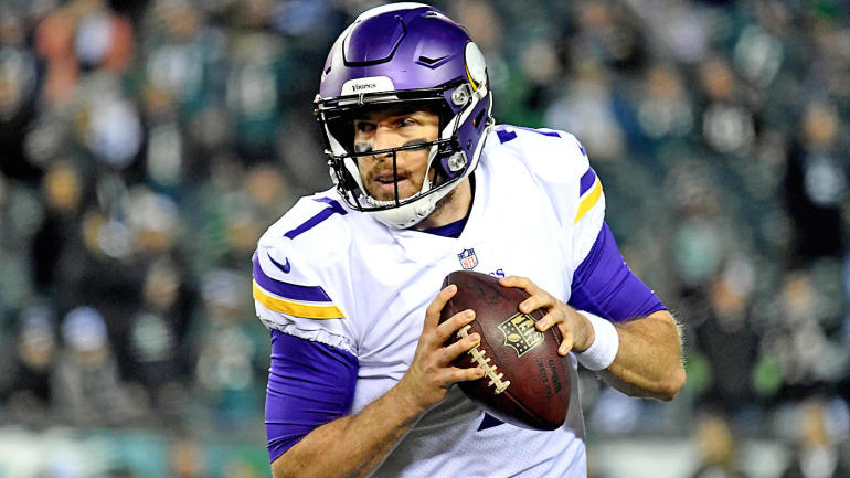 Report: Keenum to sign with the Broncos