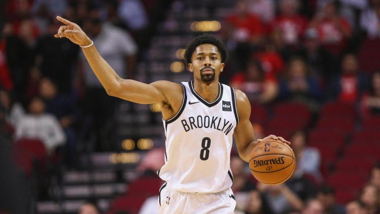 Spencer Dinwiddie Knee
